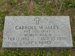 Carroll Merle Alley