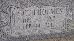 Edith Eloise Holmes
