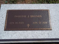 Pauline Joan <i>Cook</i> Bruner