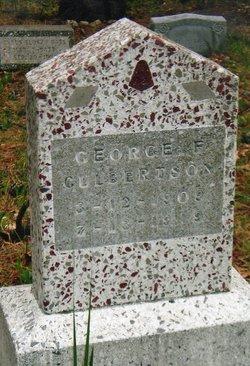 George F Culbertson