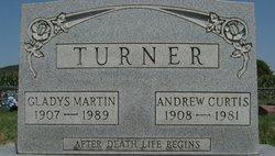 Andrew Curtis Curtis Turner