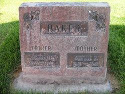 J Frederick Baker