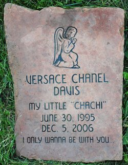 Versace Chanel Chachi Davis