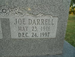 Joseph Darrell Joe Argabright
