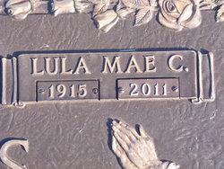 Lula Mae <i>Collins</i> Ayers