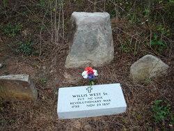 Willis West, Sr