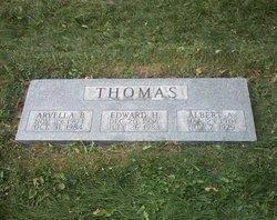 Arvella Berenice <i>Briggs</i> Thomas