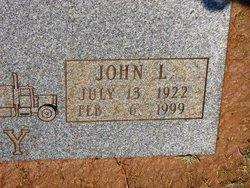 John Loyd Ashley, Sr