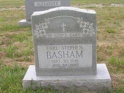 Earl Stephen Basham