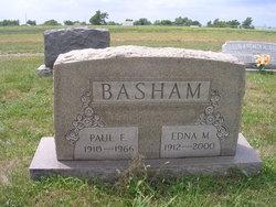 Edna M. Basham