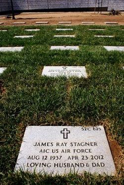 James Ray Stagner