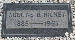 Adeline B Ada <i>Higson</i> Hickey