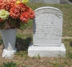 Leona <i>Chatham</i> Stevenson