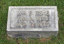 William D Read