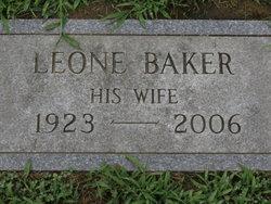 Leone Gertrude Lee <i>Baker</i> Bair