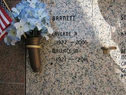 Wallace M. Barnett