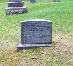 Arvilla Irene <i>Hulett</i> Barratt
