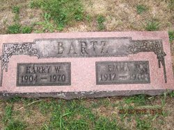 Harry W Bartz