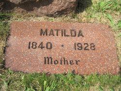 Matilda <i>Vetel</i> Cooke