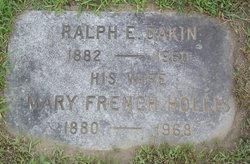 Mary French <i>Hollis</i> Dakin
