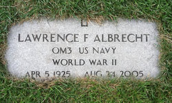 Lawrence F Albrecht