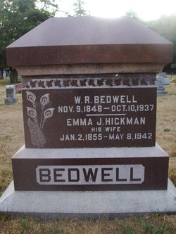 Emma J. <i>Hickman</i> Bedwell