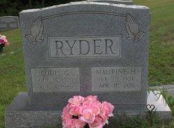 Maurine Dews Nanny <i>Hawkes</i> Ryder
