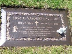 Diva E. <i>Vasquez</i> Laverde