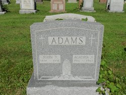 Agatha J. Adams