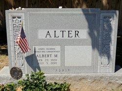 Albert M. Alter