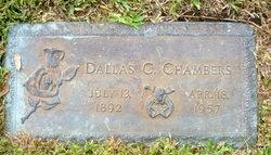 Dallas C Chambers
