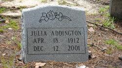 Julia Addington