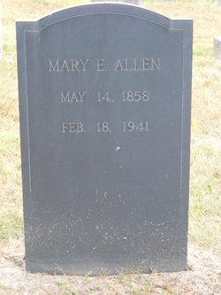 Mary Electa Allen