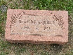 Howard R Andersen