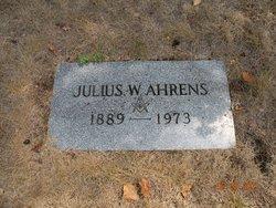 Julius W. Ahrens