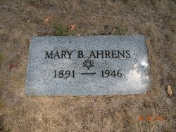 Mary B. Ahrens
