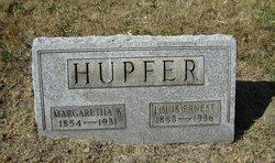 Margaretha K. <i>Wildt</i> Hupfer