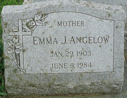 Emma J <i>Bakely</i> Angelow