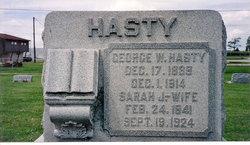 George Washington Hasty