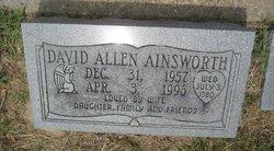 David Allen Ainsworth