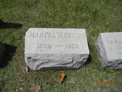 Martha W <i>Woodward</i> Phelps