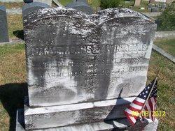Mary E <i>Trask</i> Adams