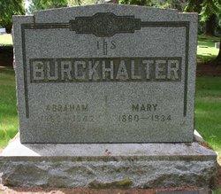 Mary Burckhalter