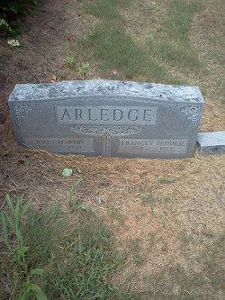 Frances <i>Teddlie</i> Arledge