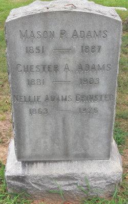 Chester A. Adams