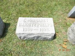 E. Margaret <i>Barnitz</i> Phelps