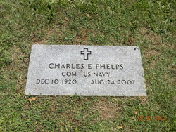 Charles E Phelps