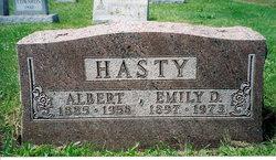 Emily Dove <i>Morgan</i> Hasty