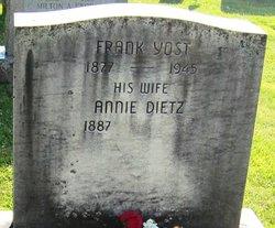 Frank Yost