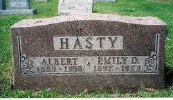 Albert Hasty